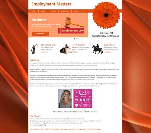 Bluestar Website Design 3
