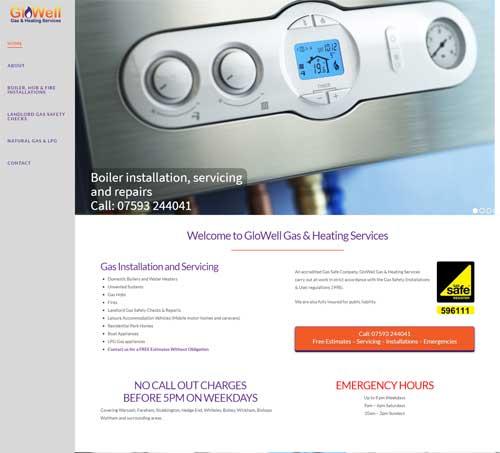 Bluestar Website Design 8