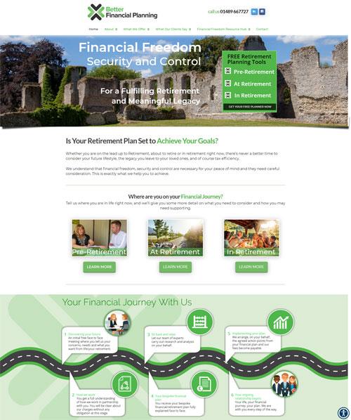 Better Financial Planning