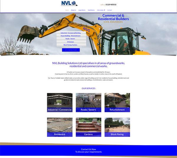 NVL Building Solutions Ltd