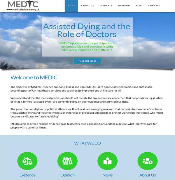 Medical Evidence MEDIC